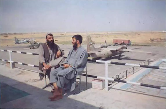 Ан-32 Исламского Эмирата Афганистан
